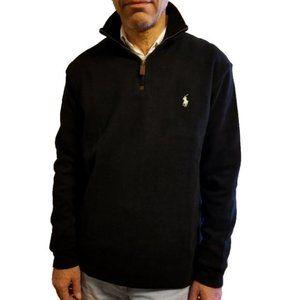Polo Ralph Lauren 1/4 Zip French Rib Sweater